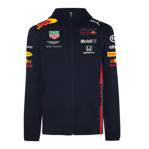 Red Bull Racing Official Teamline Zip Hoodie
