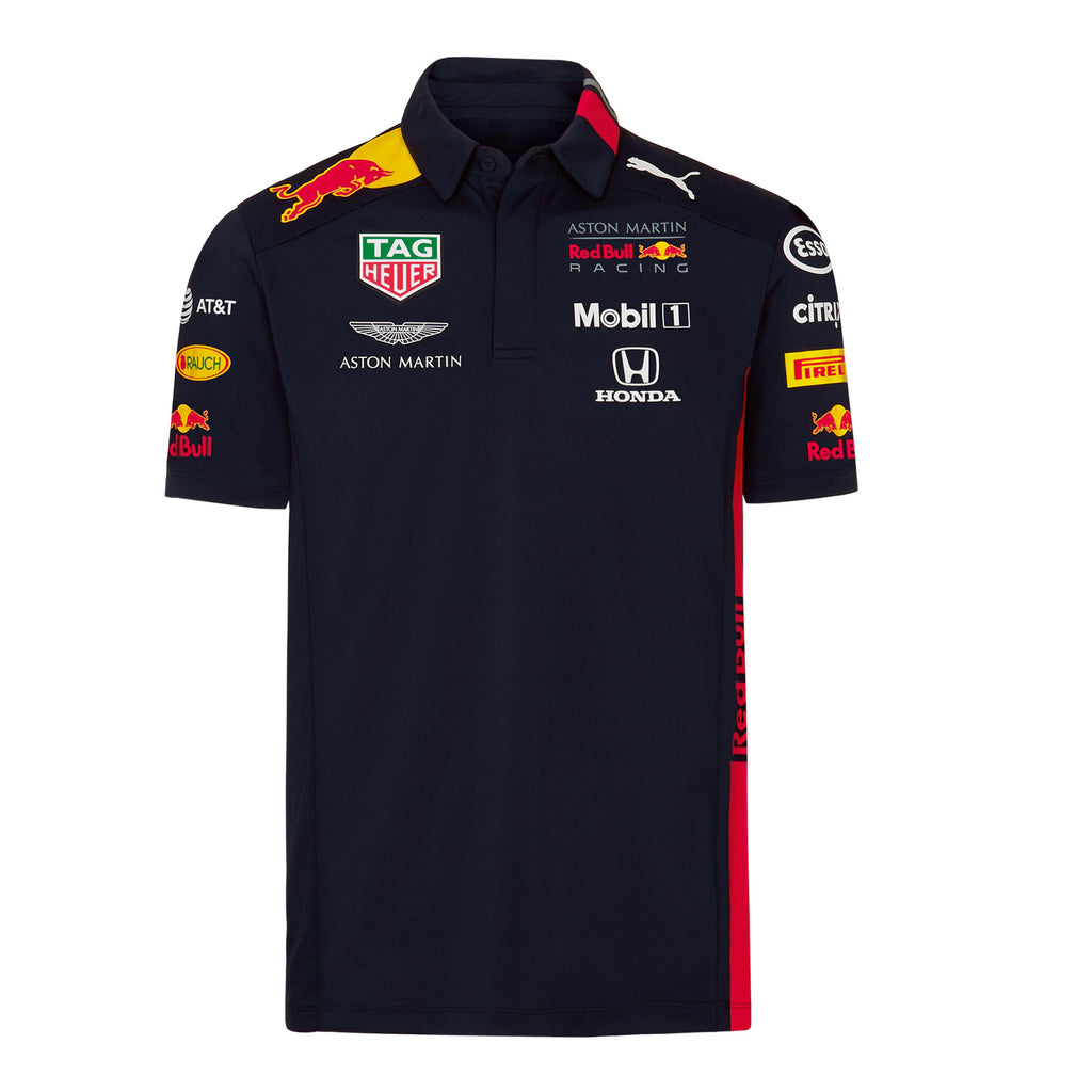 Red Bull Racing Official Teamline Polo