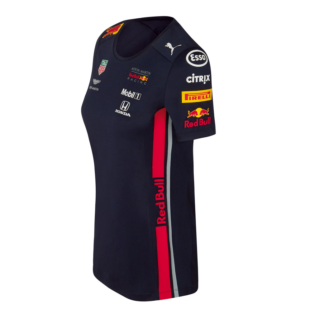 Red Bull Racing Women's Official Teamline T-Shirt
