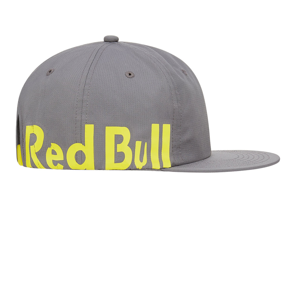 Red Bull Racing Letra Flat Hat