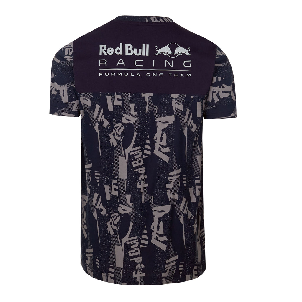 Red Bull Racing Letra T-Shirt