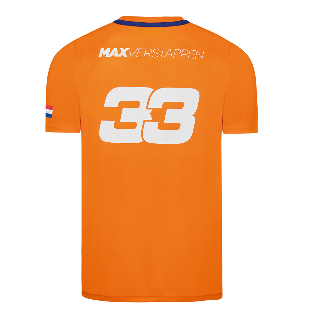 Red Bull Racing Max Verstappen Performance T-Shirt