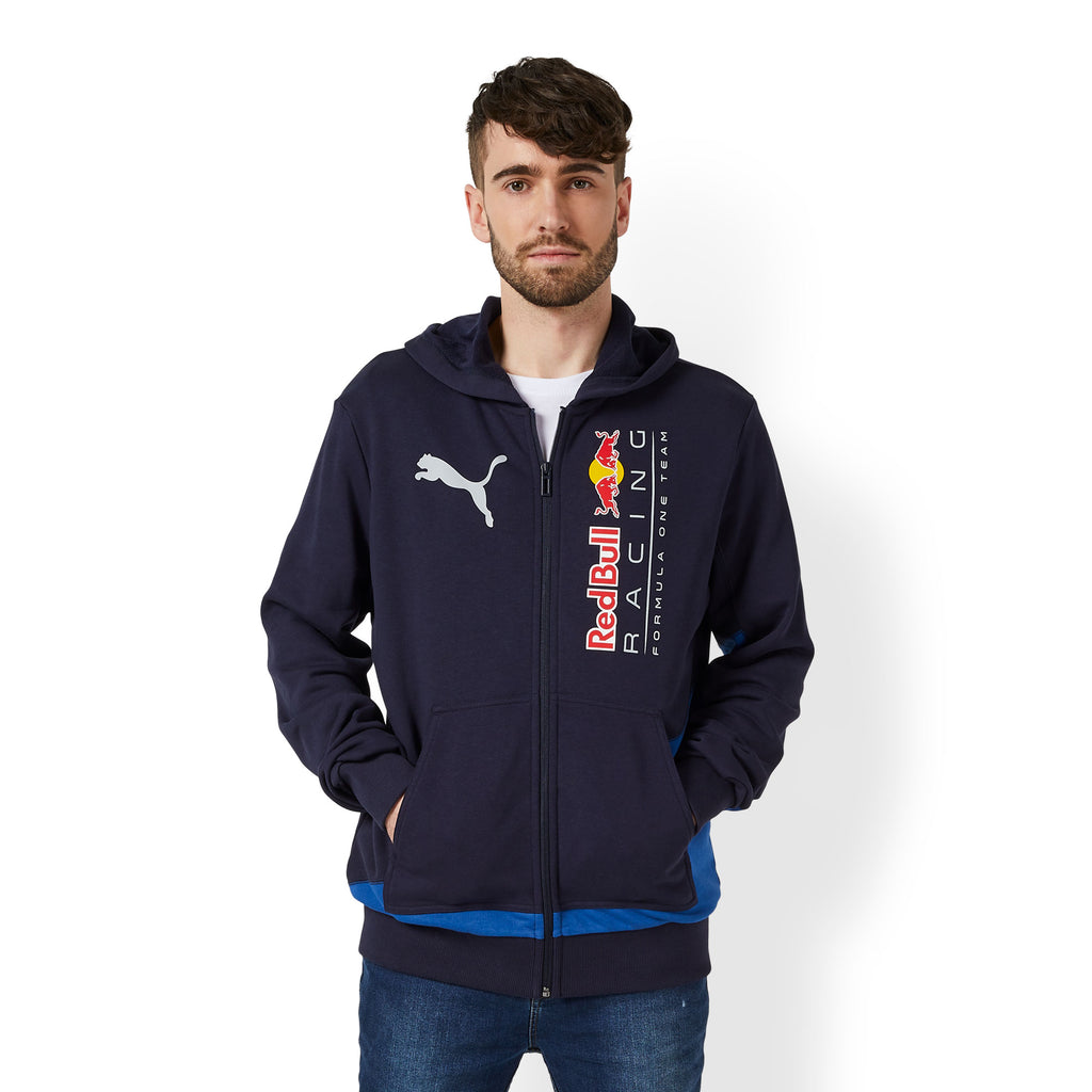 Red Bull Racing Logo Hooded Sweatshirt