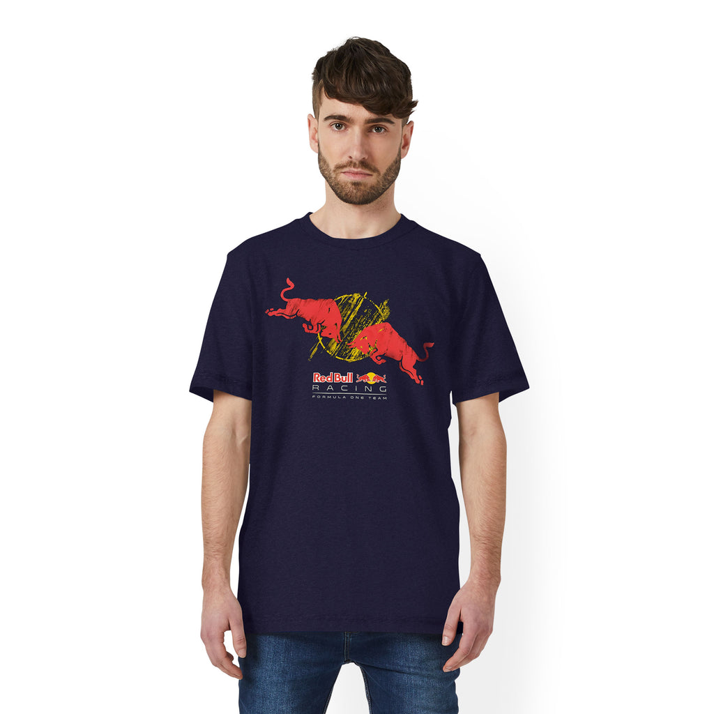 Red Bull Racing Double Bull Tee