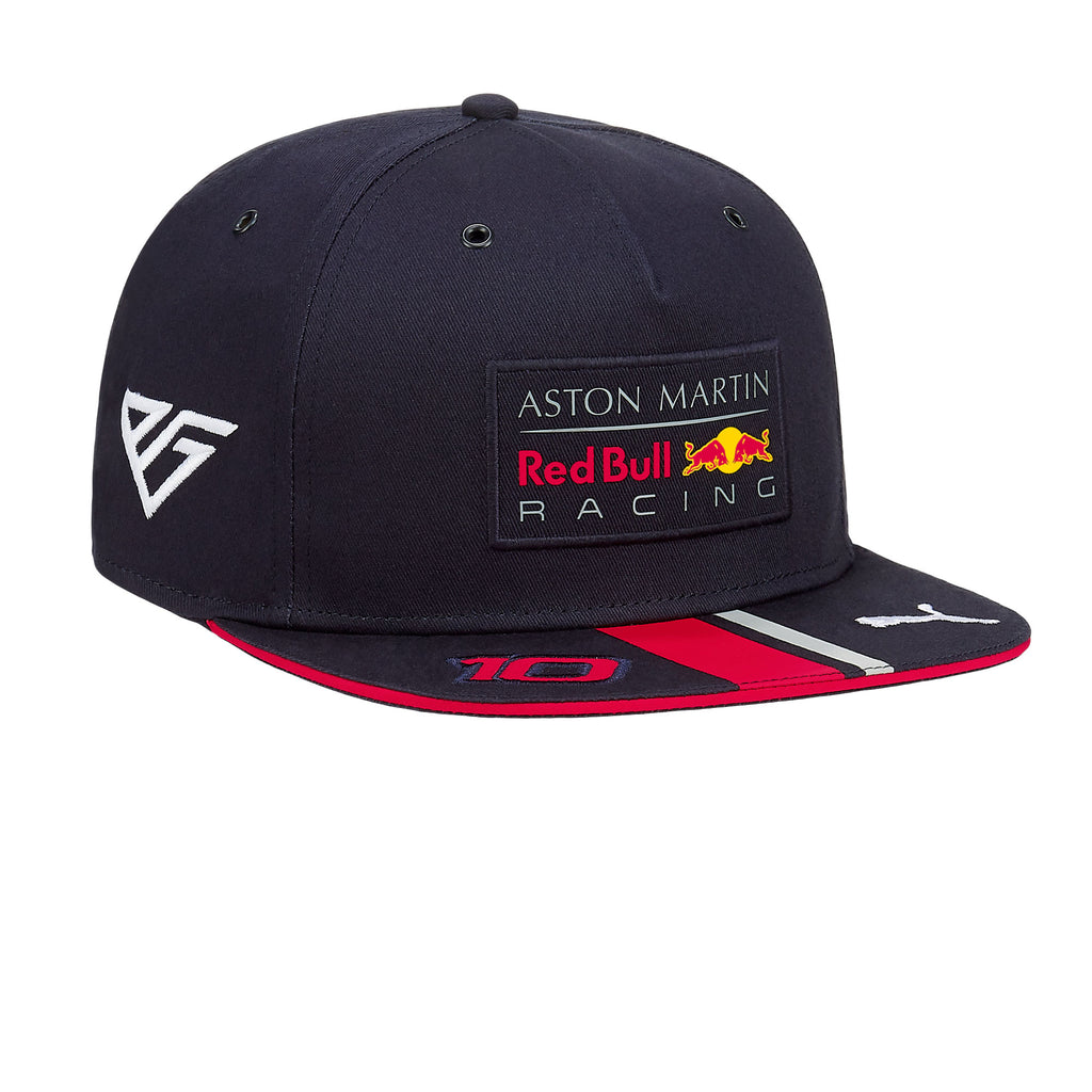 Red Bull Racing Pierre Gasly Driver Flat Hat