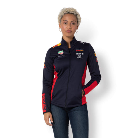 Red Bull Racing Women's Official Teamline Softshell Jacket