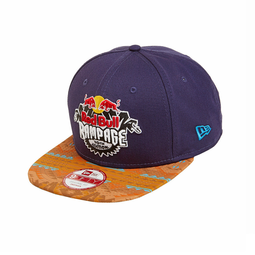 Red Bull Rampage New Era Signature Hat  e0ff1e68879