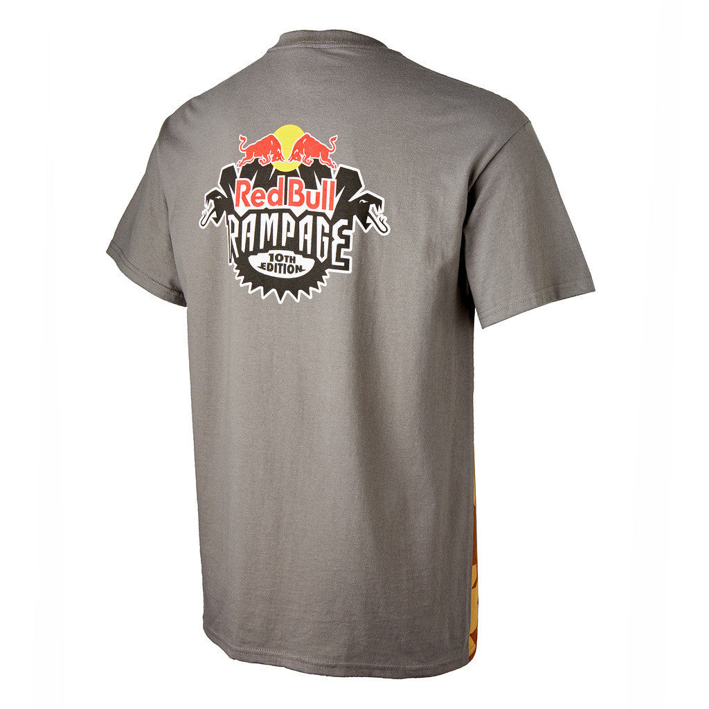 Red Bull Rampage Signature Print Tee