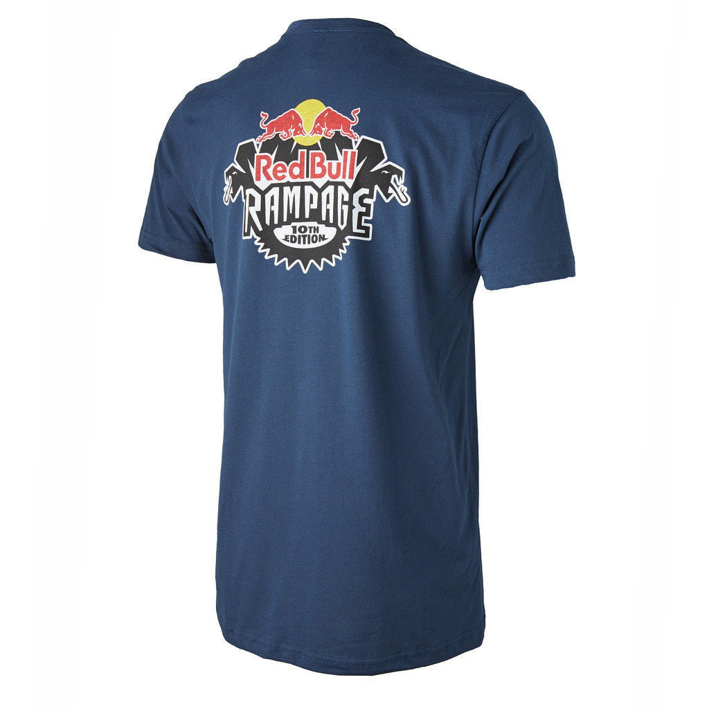 Red Bull Rampage Course Tee