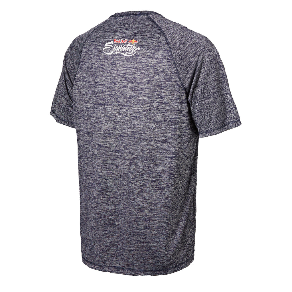 Red Bull Signature Series Men's Space Dye Performance Tee
