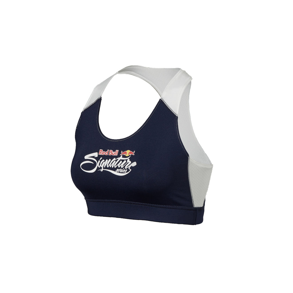 Red Bull Signature Series Women's Supported Performance Sports Bra