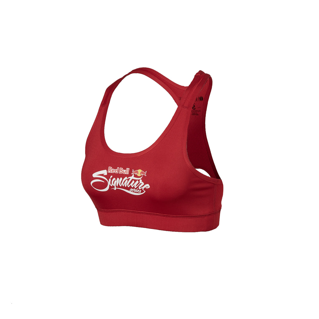 Red Bull Signature Series Women's Performance Sports Bra