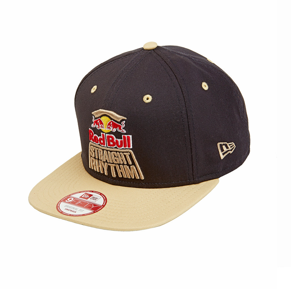 Red Bull Straight Rhythm Logo Hat