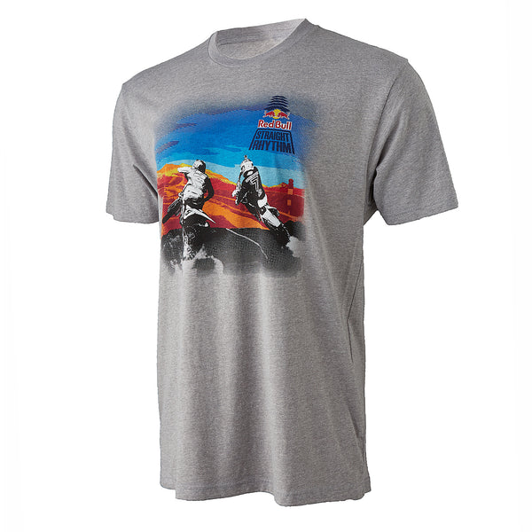 Red Bull Straight Rhythm Visual Tee