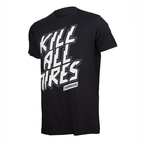 Hoonigan's Kill All Tires Tee