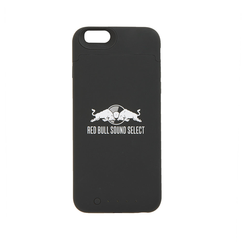 Red Bull Sound Select mophie iPhone 6/6s Juice Pack Reserve