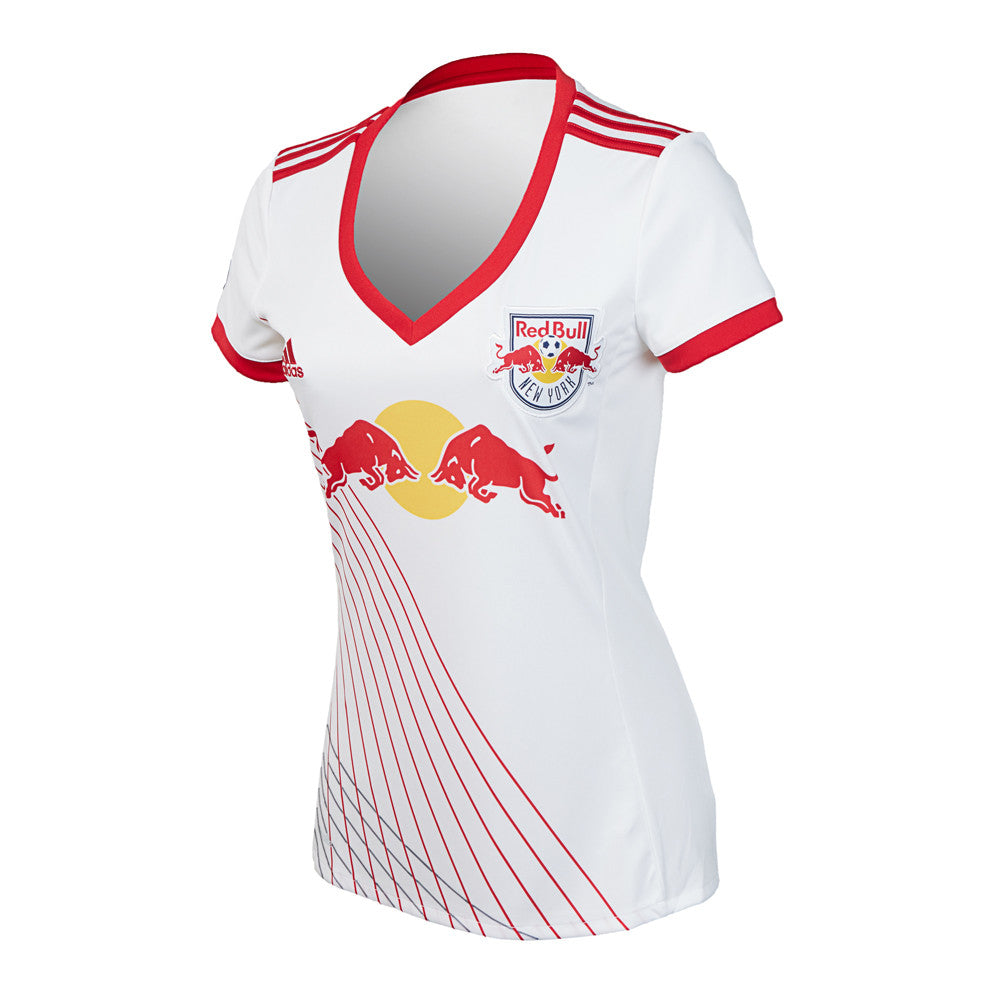 New York Red Bulls Women's 2017 Replica Primary Jersey