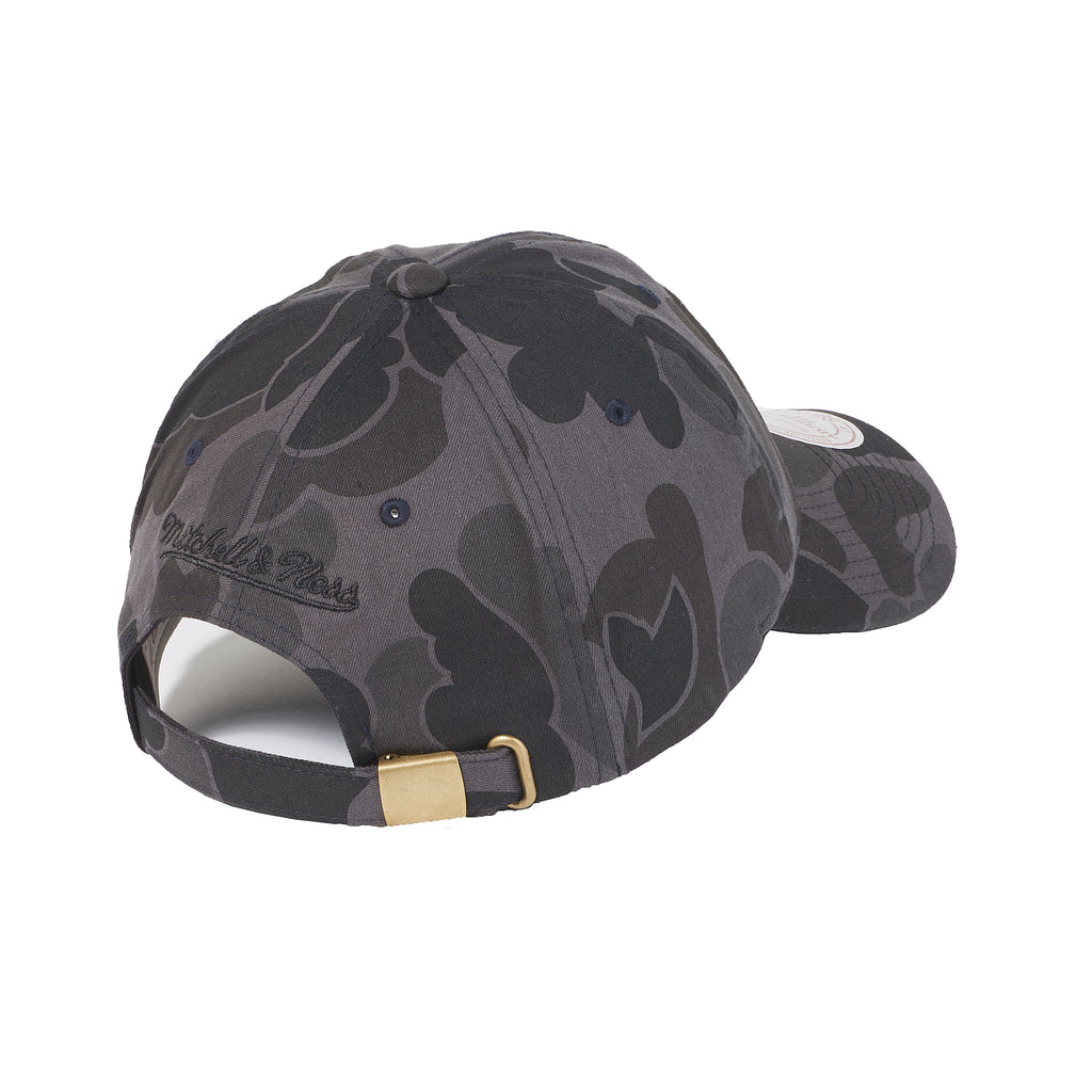 New York Red Bulls Camo Slouch Strapback