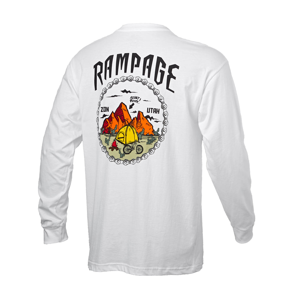 Red Bull Rampage Camp Vibes T-Shirt