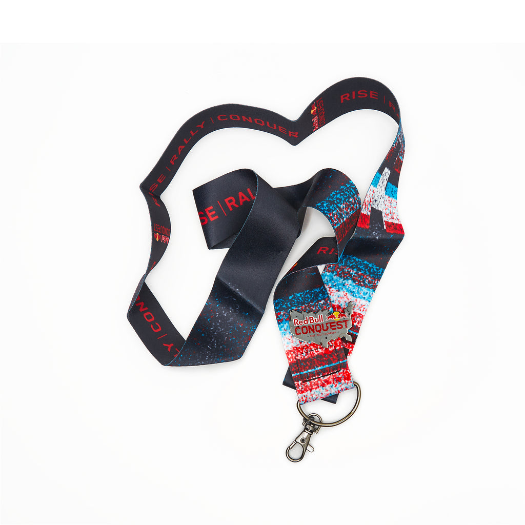 Red Bull Conquest Lanyard