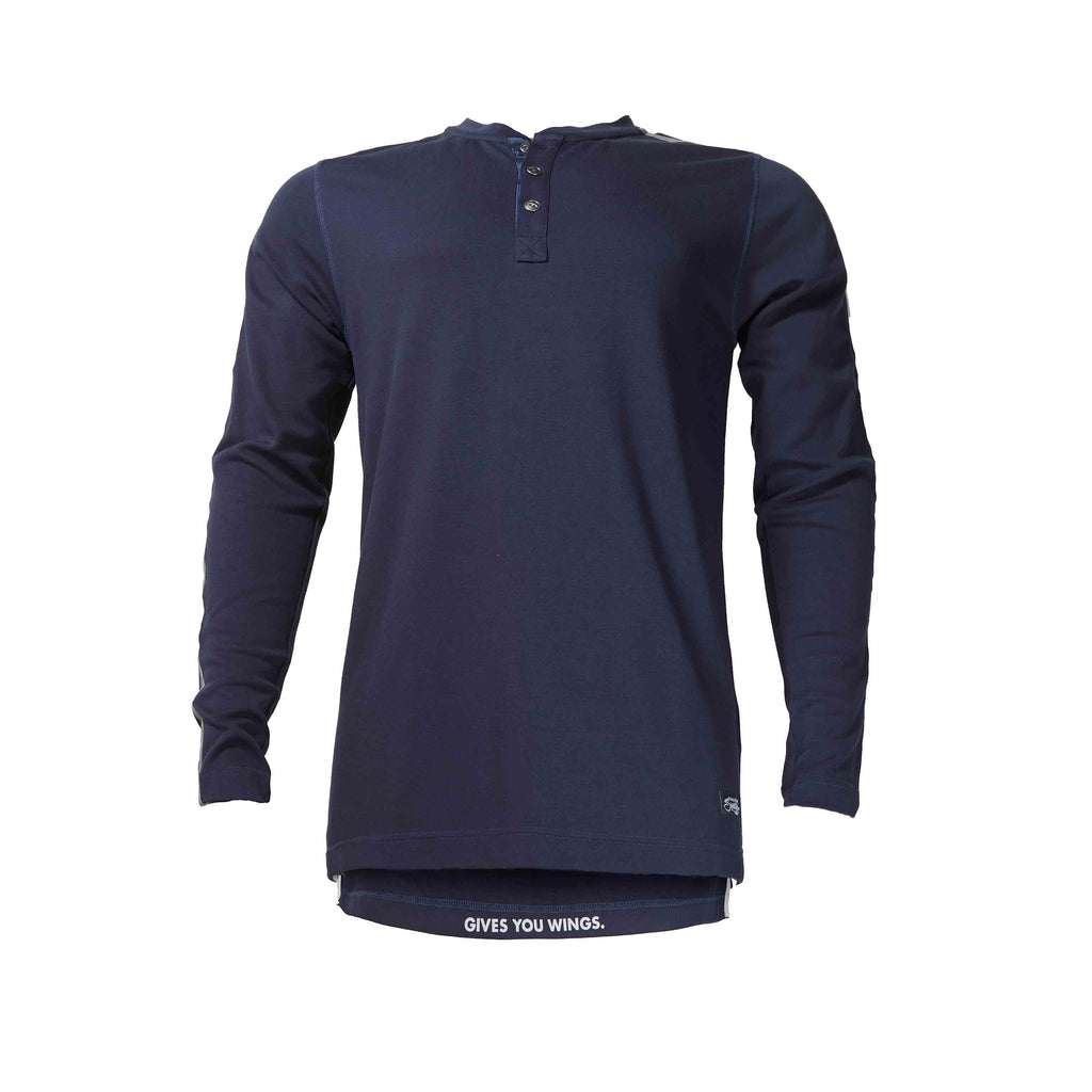 Red Bull Signature Series Reflective Henley