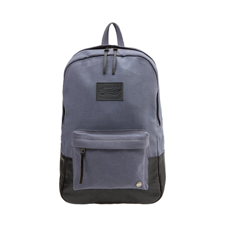 Red Bull Signature Series Leather & Canvas Backpack