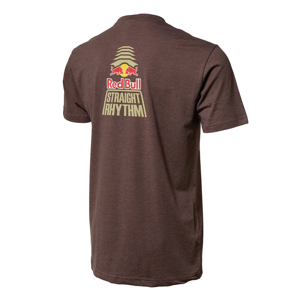 Red Bull Straight Rhythm Digi Tee