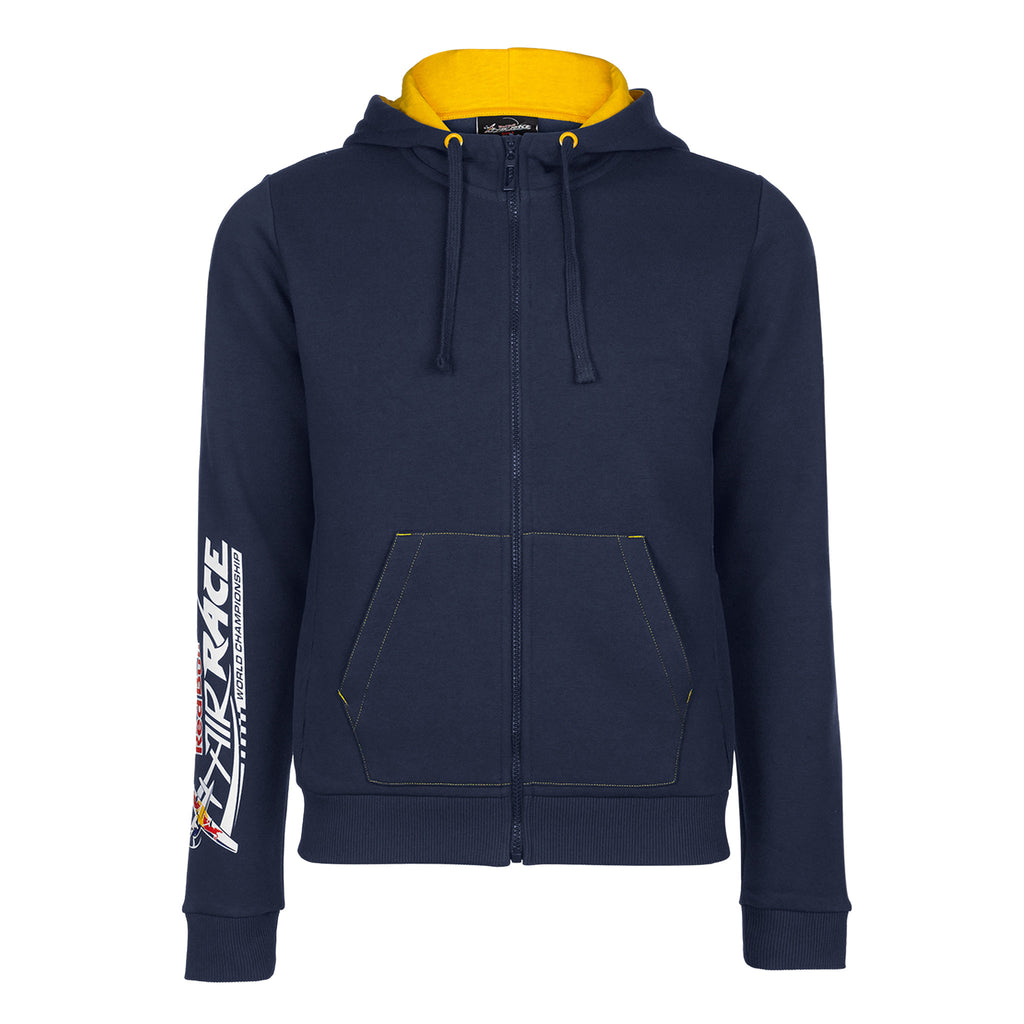 Red Bull Air Race Wing Zip Hoodie