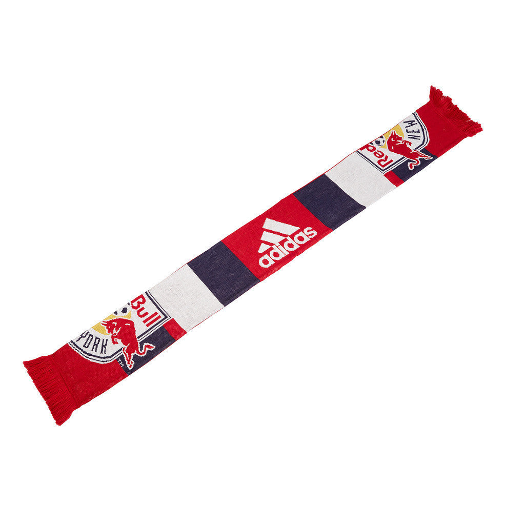 New York Red Bulls MLS Jacquard Scarf