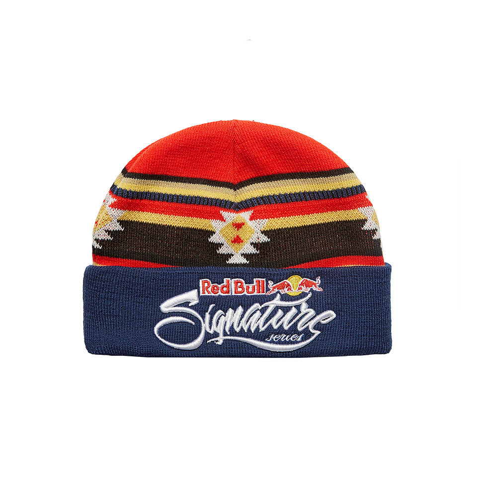 Red Bull Signature Series Neff Track Beanie