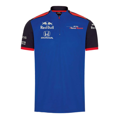 Scuderia Toro Rosso Official Teamline Functional T-Shirt