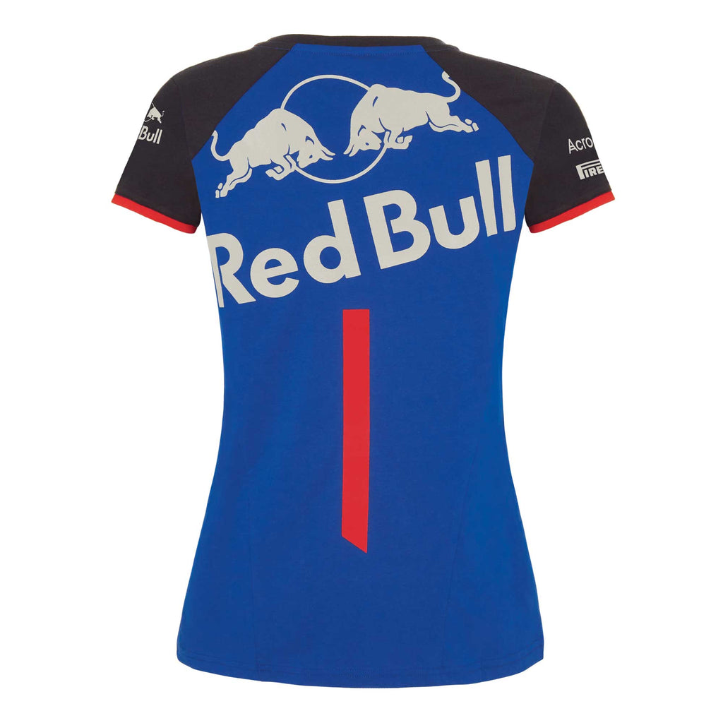Scuderia Toro Rosso Women's Official Teamline T-Shirt