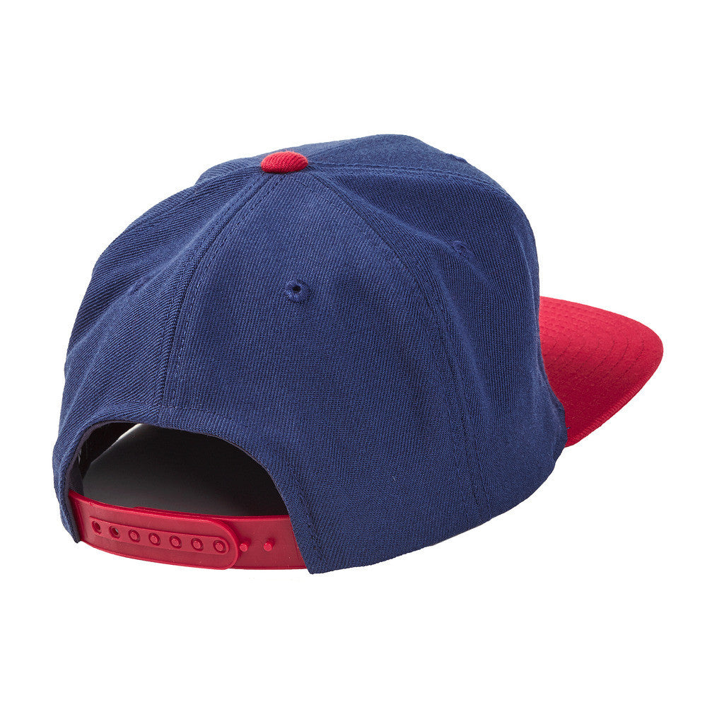 New York Red Bulls Patch Snapback Hat
