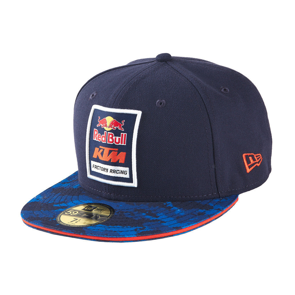 Red Bull KTM Factory Racing Fitted Camo Hat