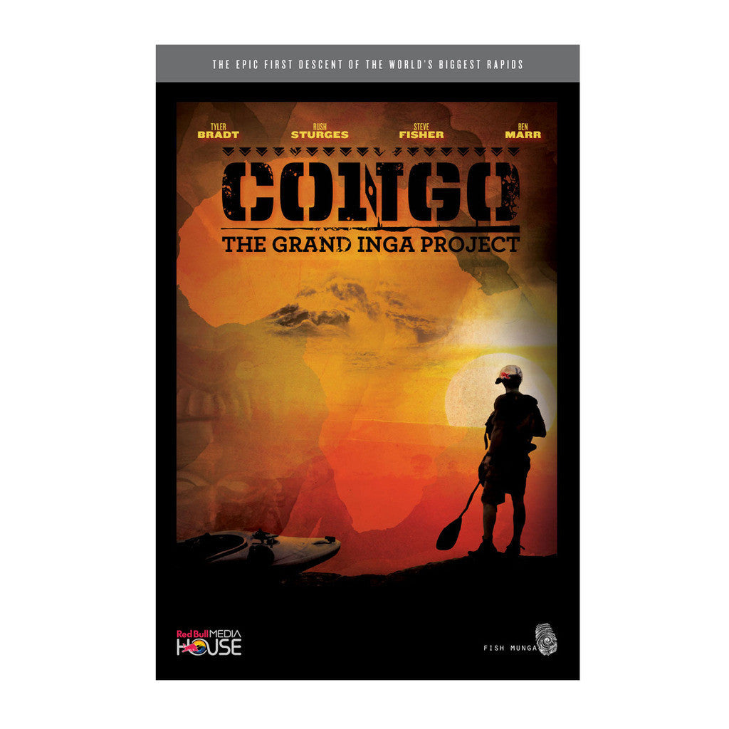 Congo: The Grand Inga Project- Box DVD