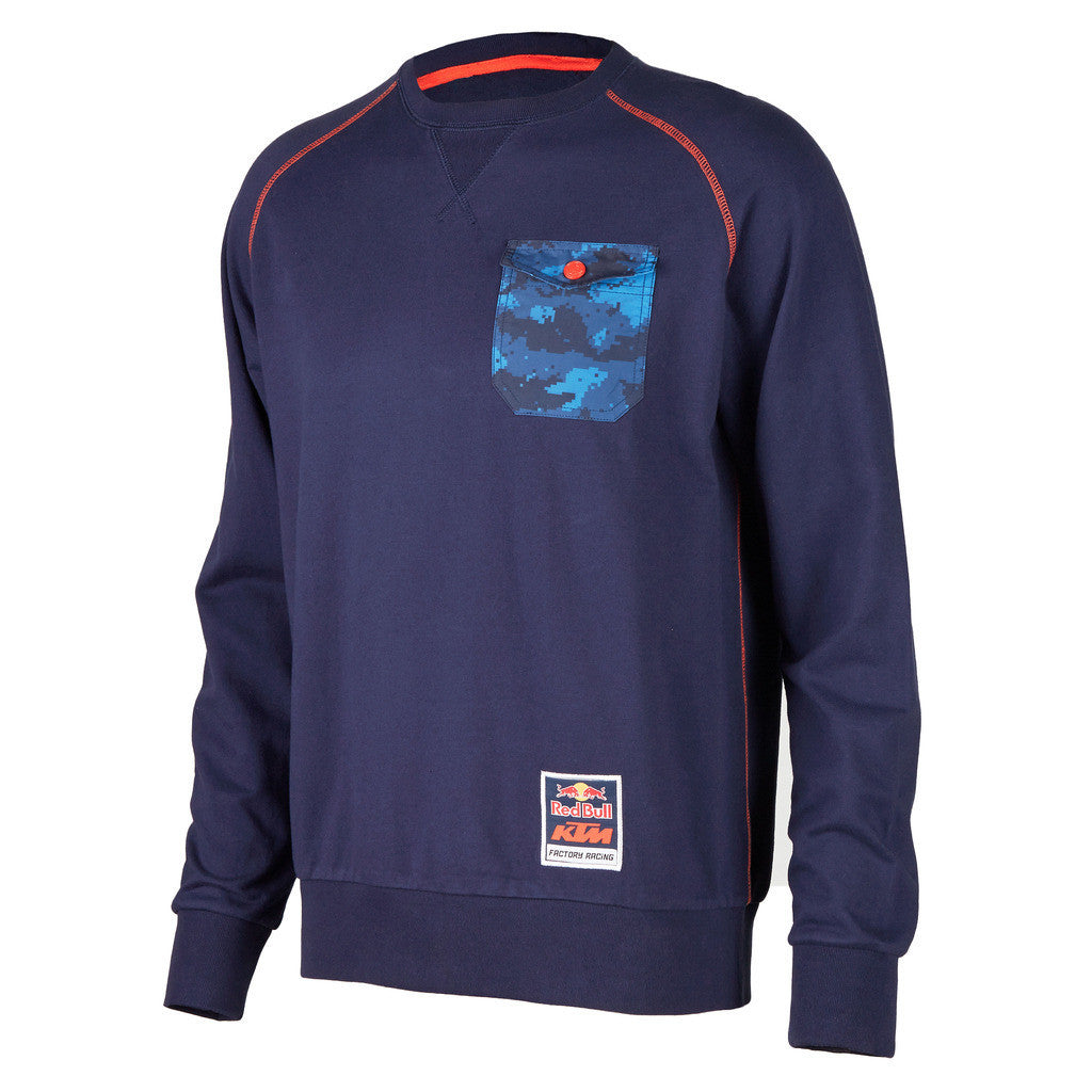 Red Bull KTM Factory Racing Crew Sweatshirt