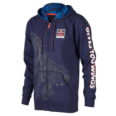 Red Bull KTM Factory Racing Engine Sweatshirt