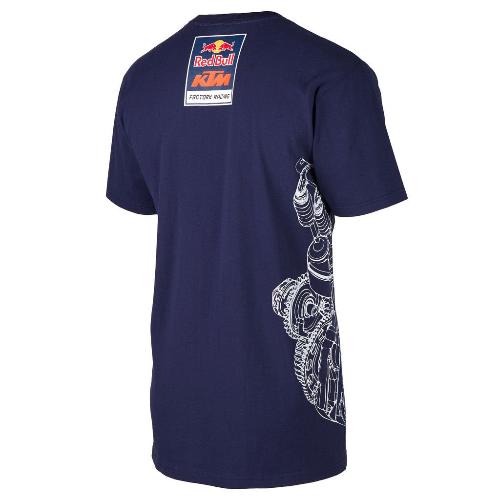 Red Bull KTM Factory Racing Engine Tee