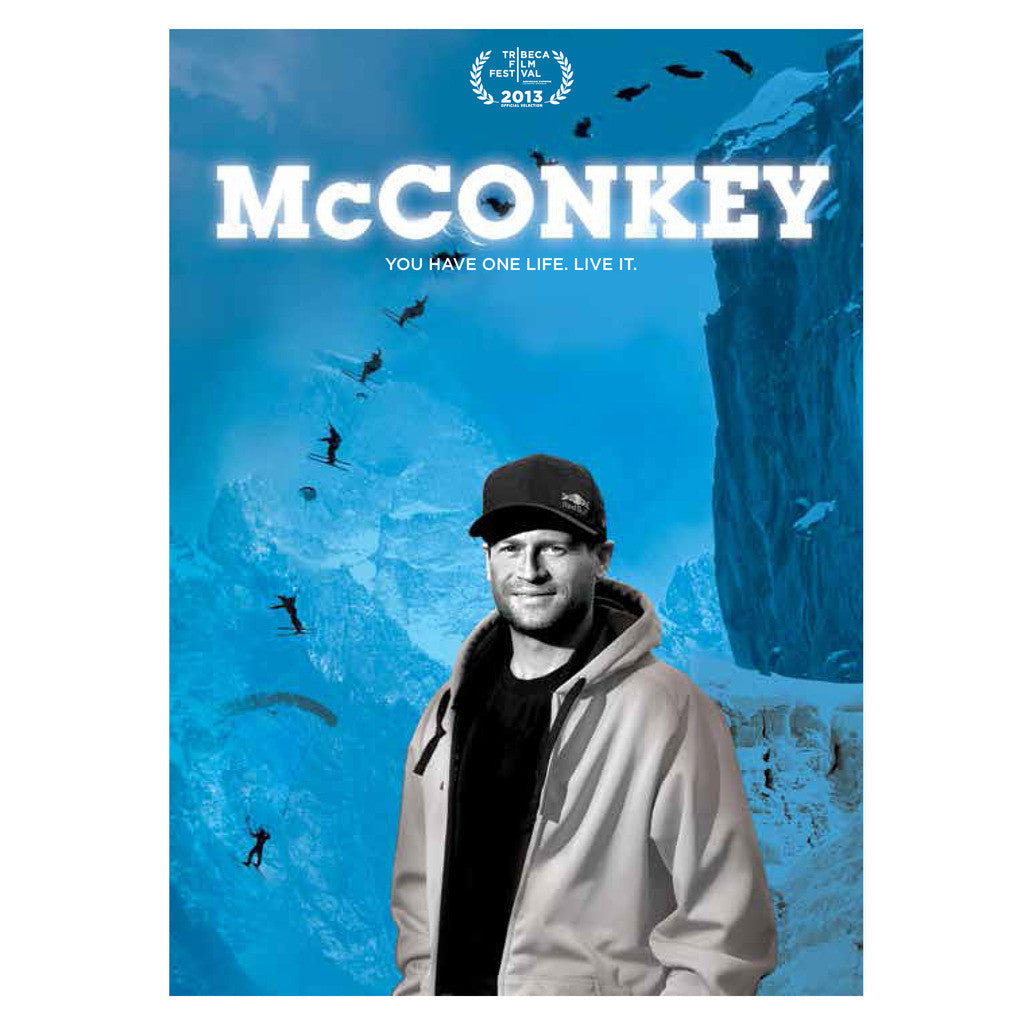 McConkey - BOX DVD