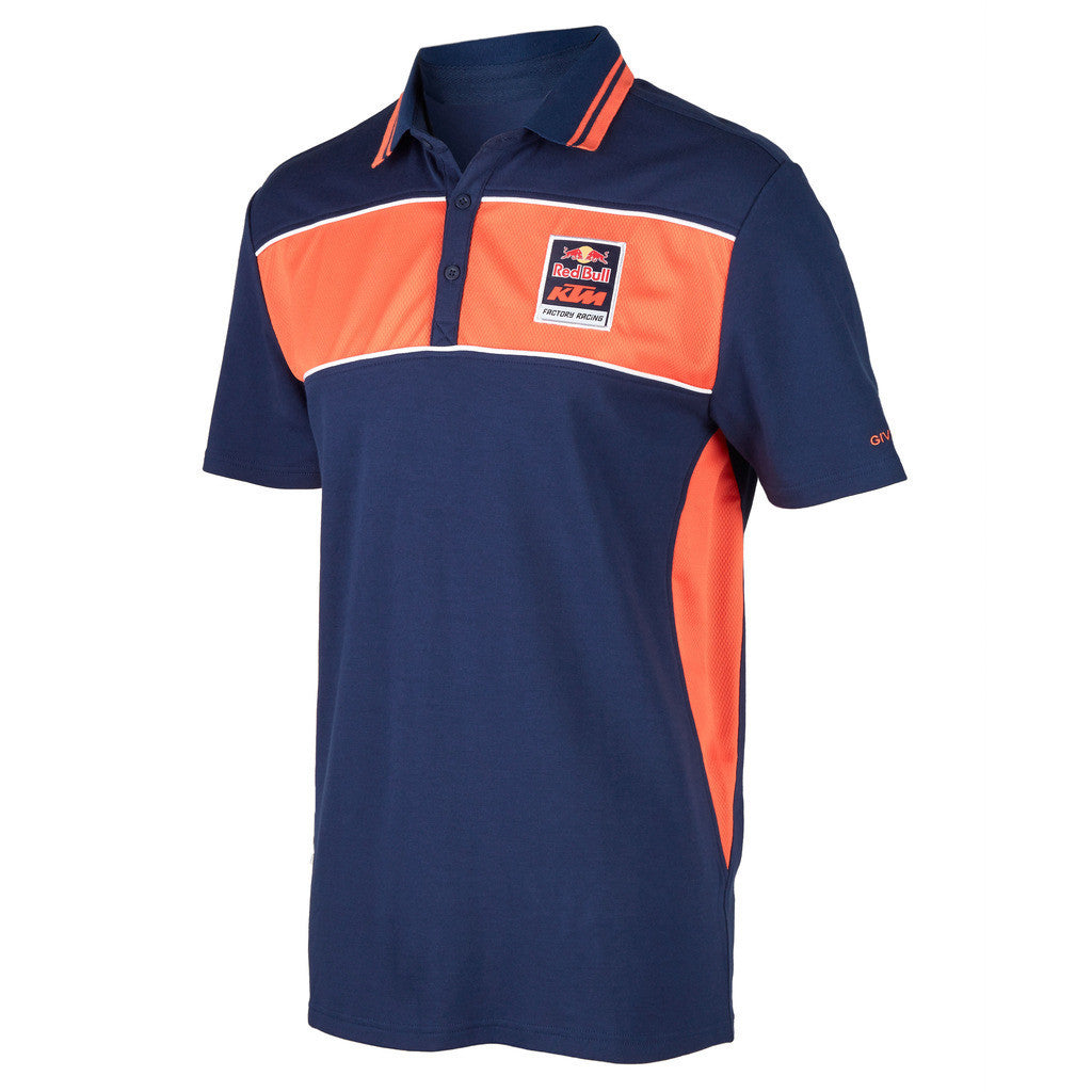 Red Bull KTM Factory Racing Polo Shirt