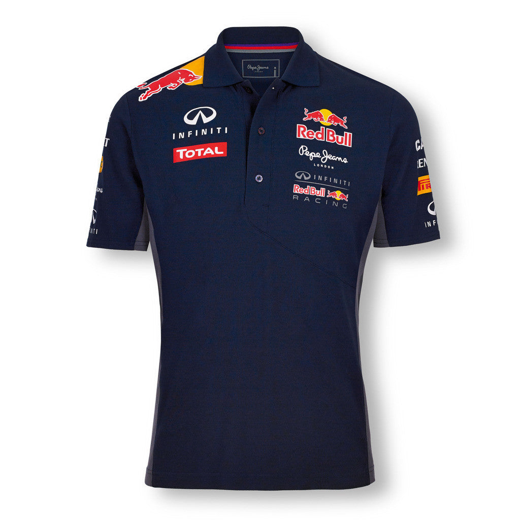 Infiniti Red Bull Racing 2015 Official Teamline Polo