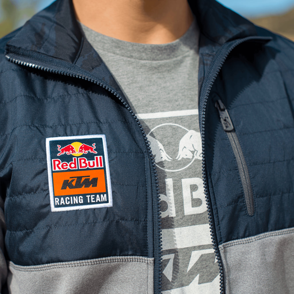 Red Bull KTM Racing Team Reversible Performance Fleece