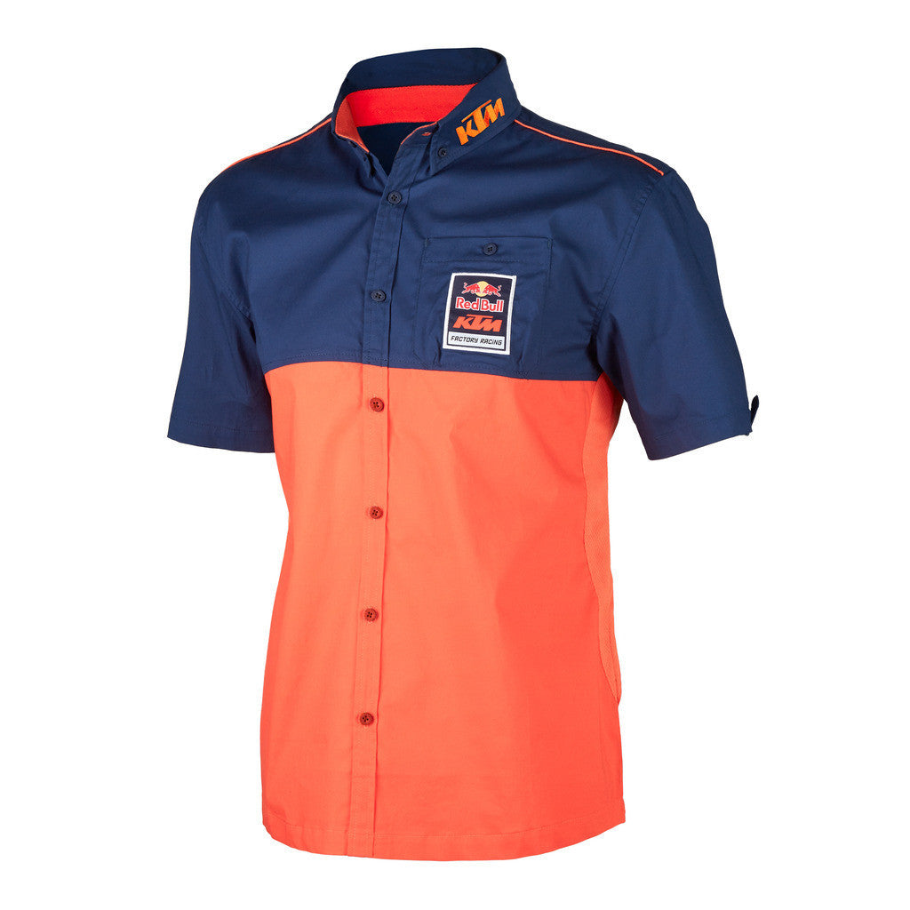 Red Bull KTM Factory Racing Team Shirt