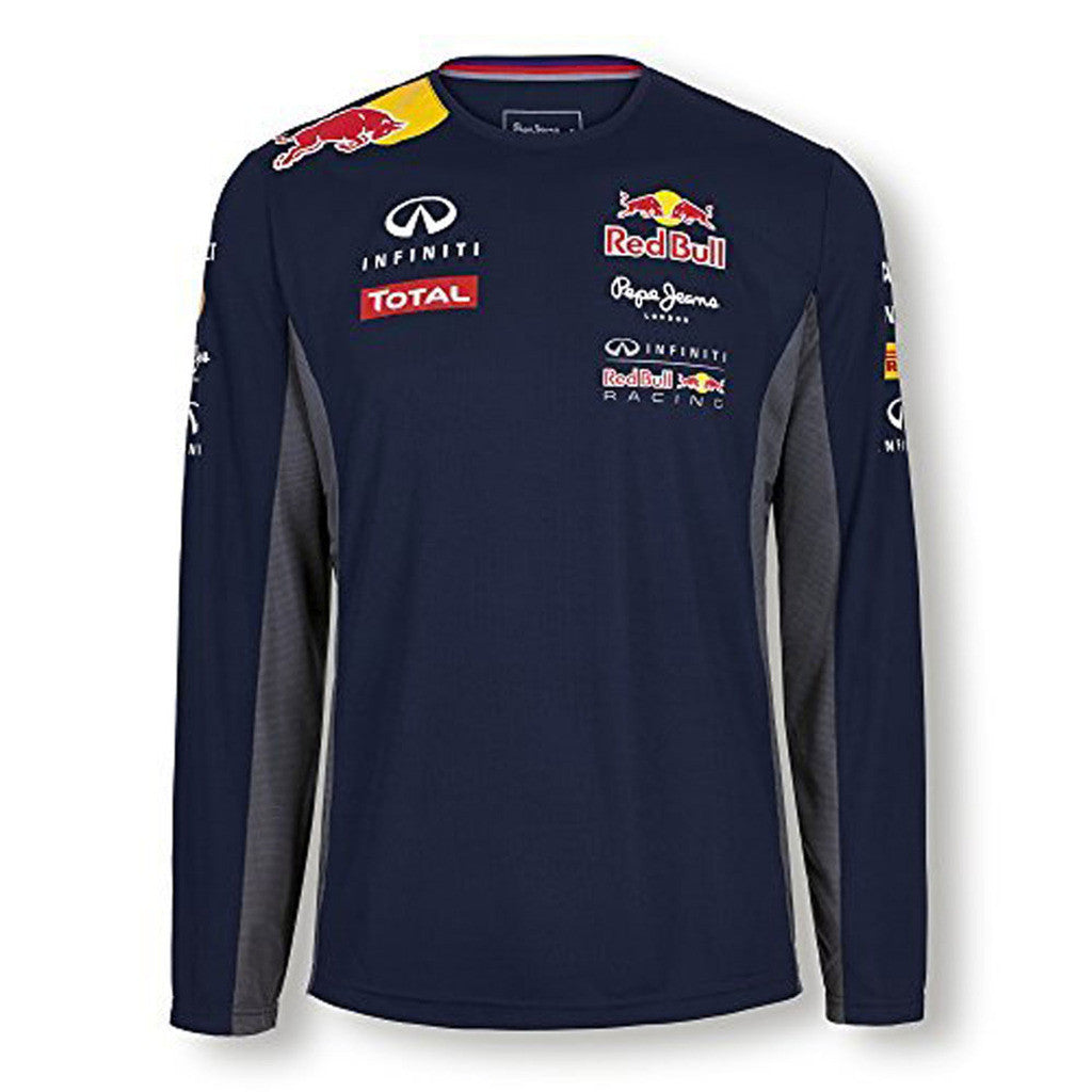 Infiniti Red Bull Racing 2015 Teamline Long Sleeve Shirt