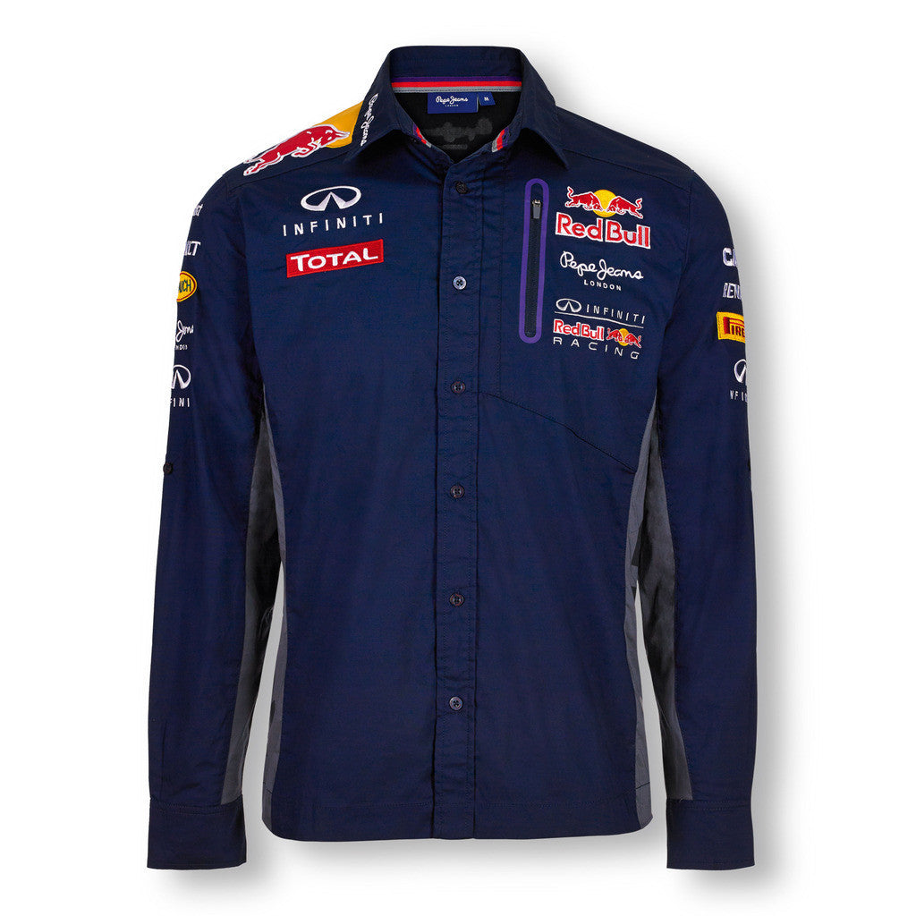 Infiniti Red Bull Racing 2015 Official Teamline Shirt