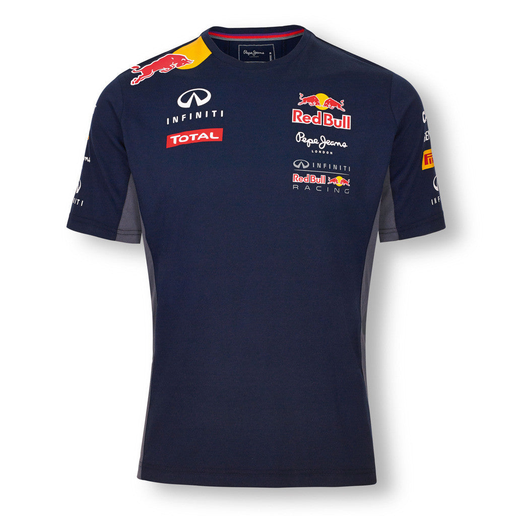 Infiniti Red Bull Racing 2015 Official Teamline T-Shirt