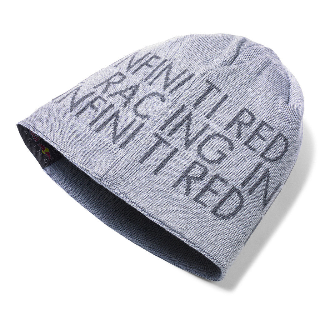 Infiniti Red Bull Racing 2015 Typography Beanie