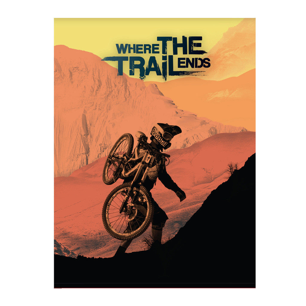 Where The Trail Ends- Box DVD