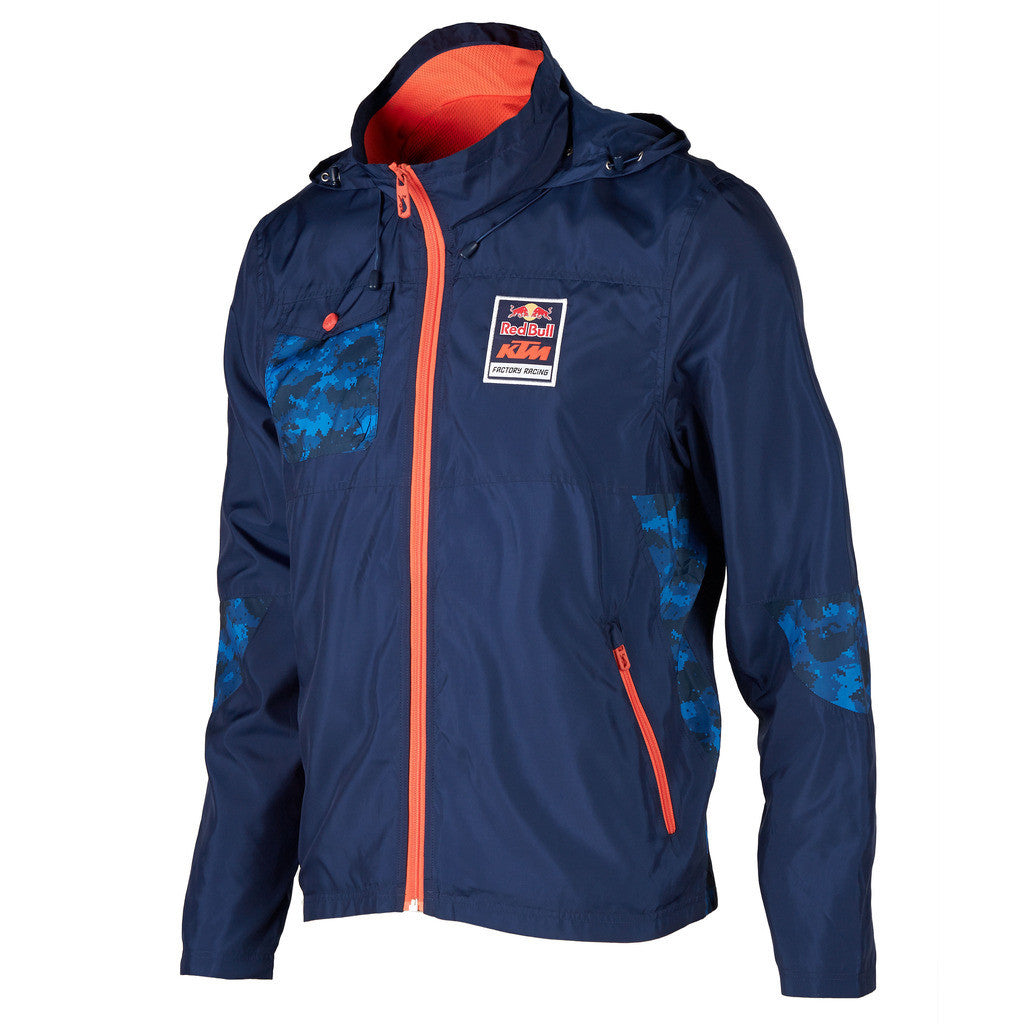 35a44827c1577 Red Bull KTM Factory Racing Windbreaker