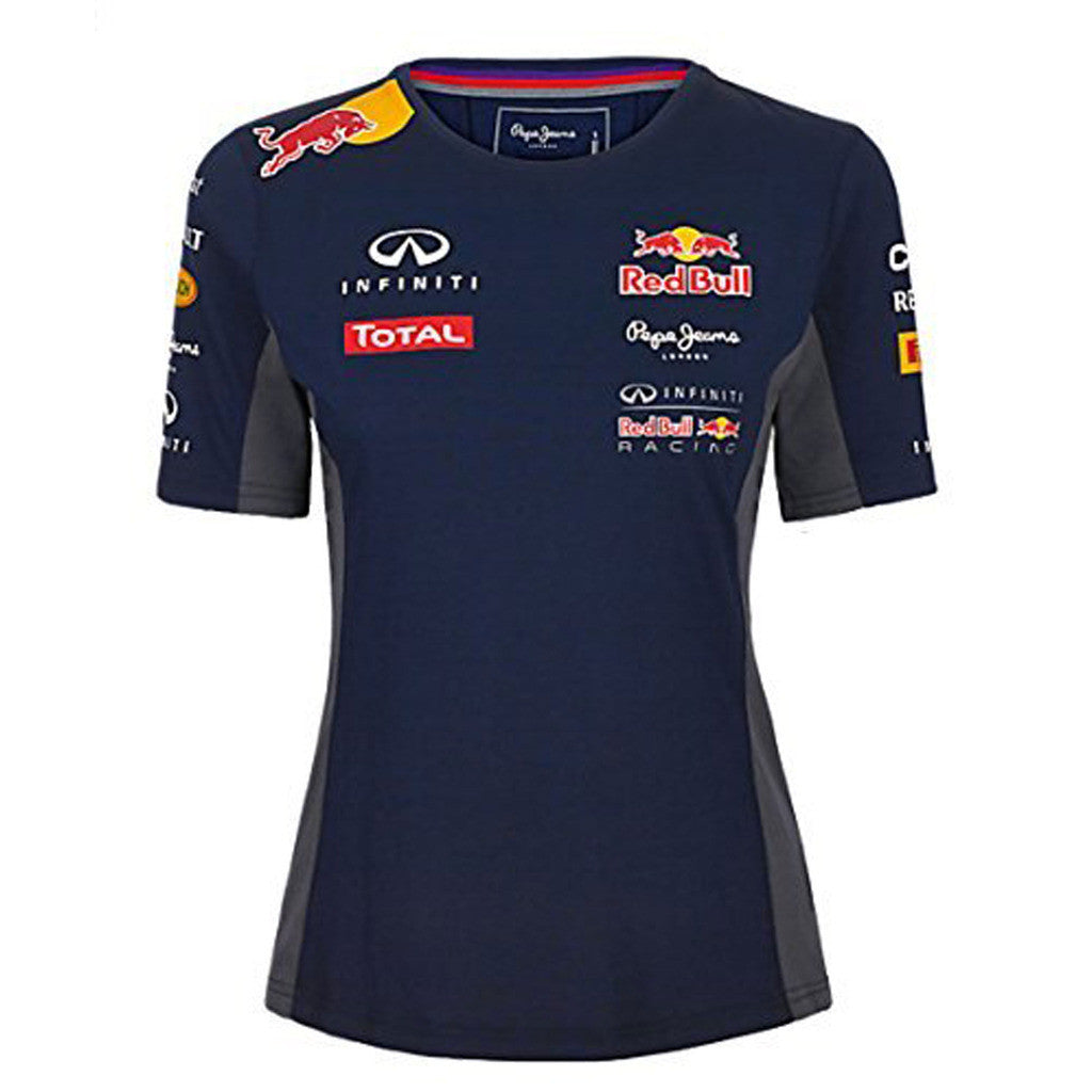 Infiniti Red Bull Racing Women's 2015 Official Teamline T-Shirt